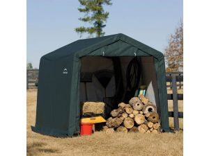 Rowlinson Shelterlogic 10x10 Shed In A Box