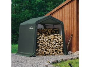 Rowlinson Shelterlogic 8x8 Shed In A Box