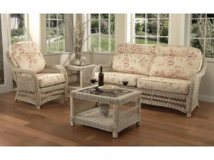 Desser Cotswold 3 Piece Suite Inc. 2+1+1 Seater Conservatory Set