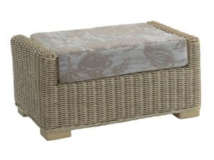 Desser Burford Footstool & Cushion