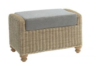 Desser Stamford Footstool & Cushion