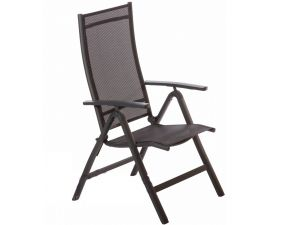 Royalcraft Sorrento Black Recliner Chair