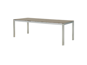 Westminster Space Table 220 X 92cm Table With Stone Glass Top