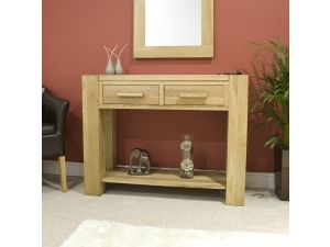 Trend Oak Hall Console Table