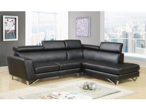 Fairmont Turin L Shaped Leather Corner Sofa Set