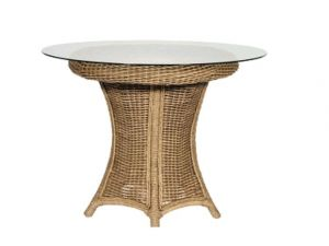 Habasco Ankara Dining Table In Brown Wash