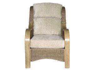 Habasco Verona Chair In Natural Wash