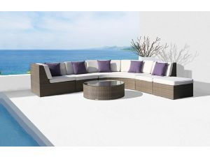 Westminster Valencia Round Coffee Table Sand