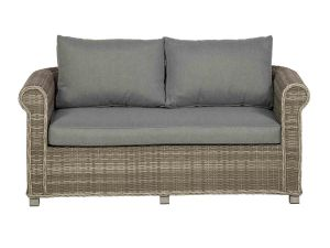 Royalcraft Windsor Deluxe Chunky 2 Seater Rattan Deluxe Sofa