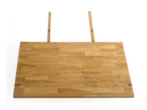 Verona Solid Oak 150cm and 180cm Large Table Extensions