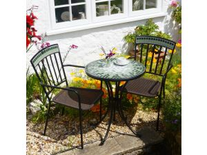 Europa Berwick 60Cm Table Set With 2 Berwick Chairs
