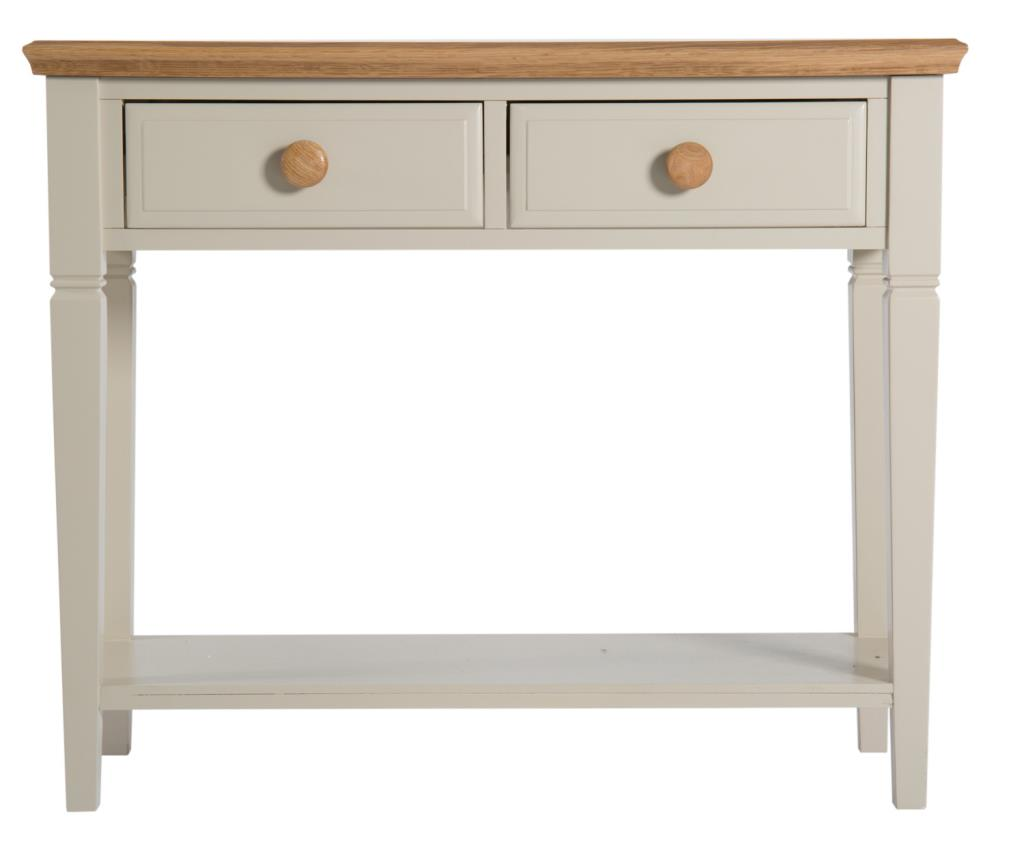 Devon Painted Oak Console Table