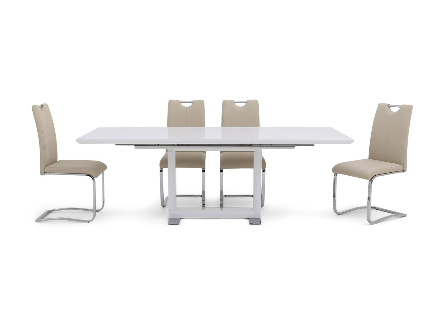 https://www.firstfurniture.co.uk/pub/media/catalog/product/f/a/fairmont_giselle_ext_white_high_gloss_dining_table_6_gabi_taupe_chairs.jpg