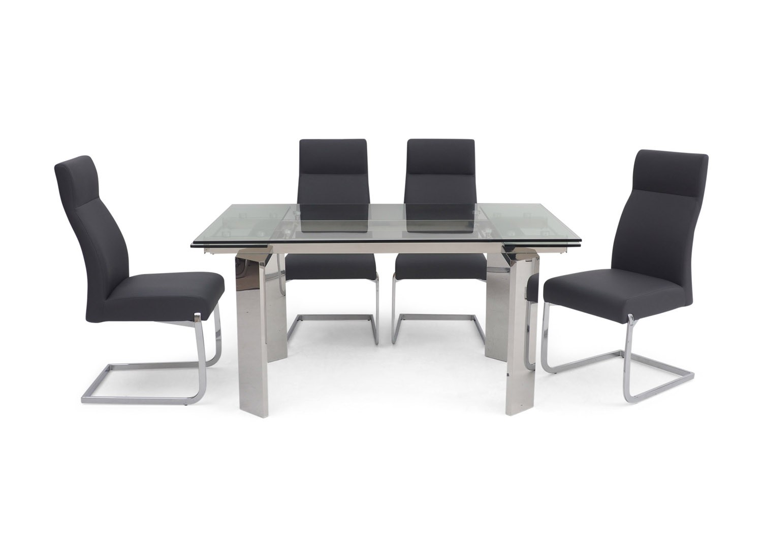 https://www.firstfurniture.co.uk/pub/media/catalog/product/f/a/fairmont_nataliya_ext_clear_glass_dining_table_6_dante_black_chairs_1.jpg