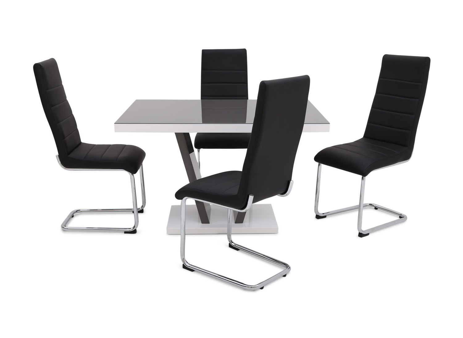 https://www.firstfurniture.co.uk/pub/media/catalog/product/f/a/fairmont_valentino_grey_high_gloss_dining_table_4_hugo_grey_chairs.jpg
