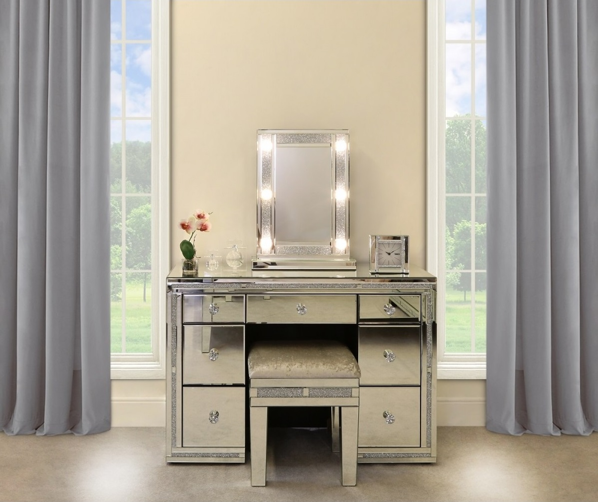 Massino Broadway 9 Light Vanity Mirror