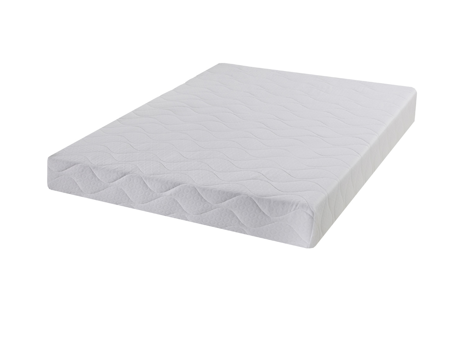 Pureflex 4ft6 double memory premium quilted mattress