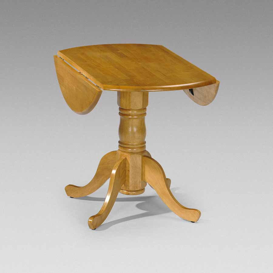 Brecon Honey Wooden Dining Table