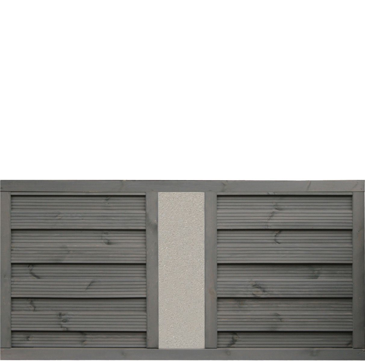 Rowlinson 3x6 Palermo Screen Solid Infill