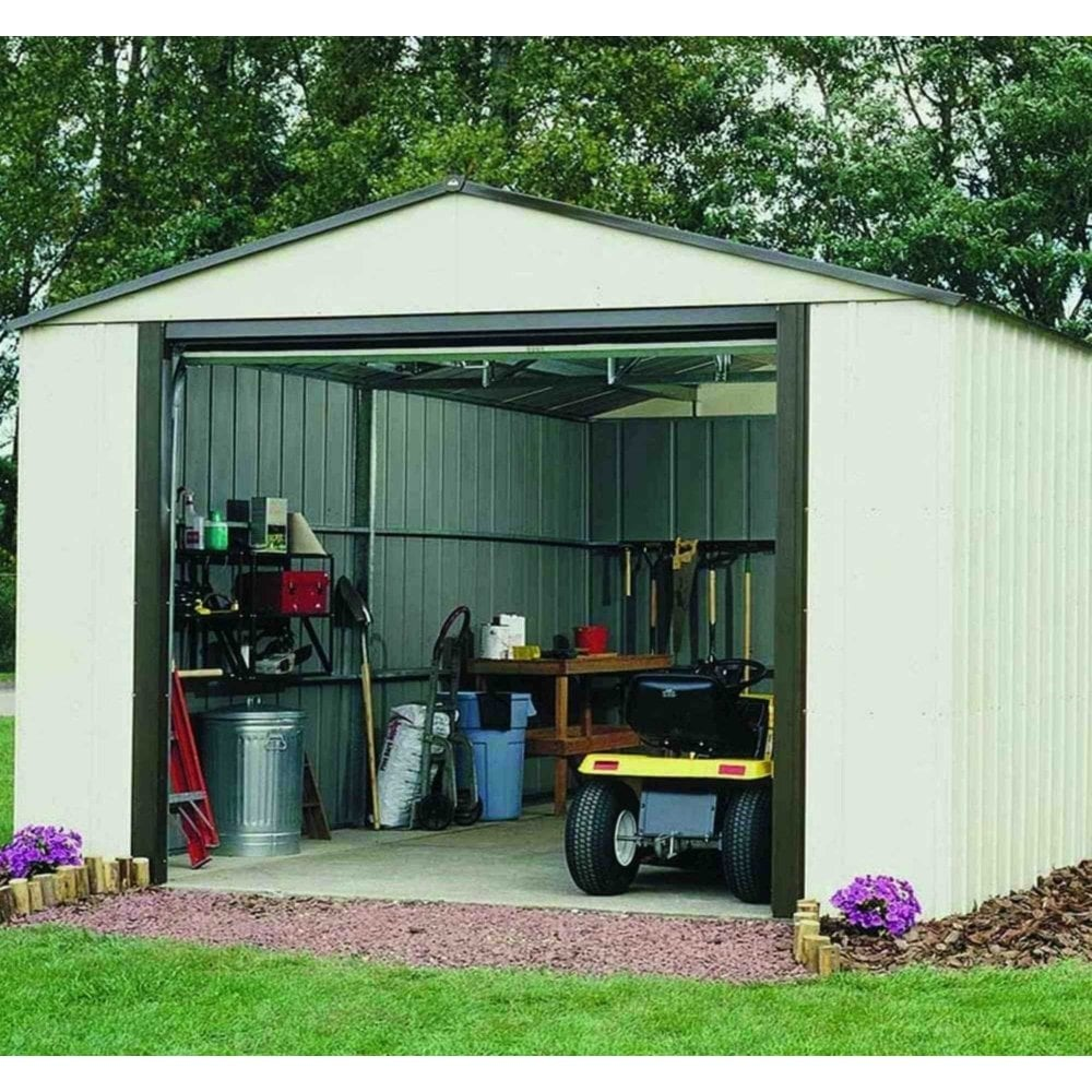 Rowlinson Murry Hill Garage 12x10 With Assembly
