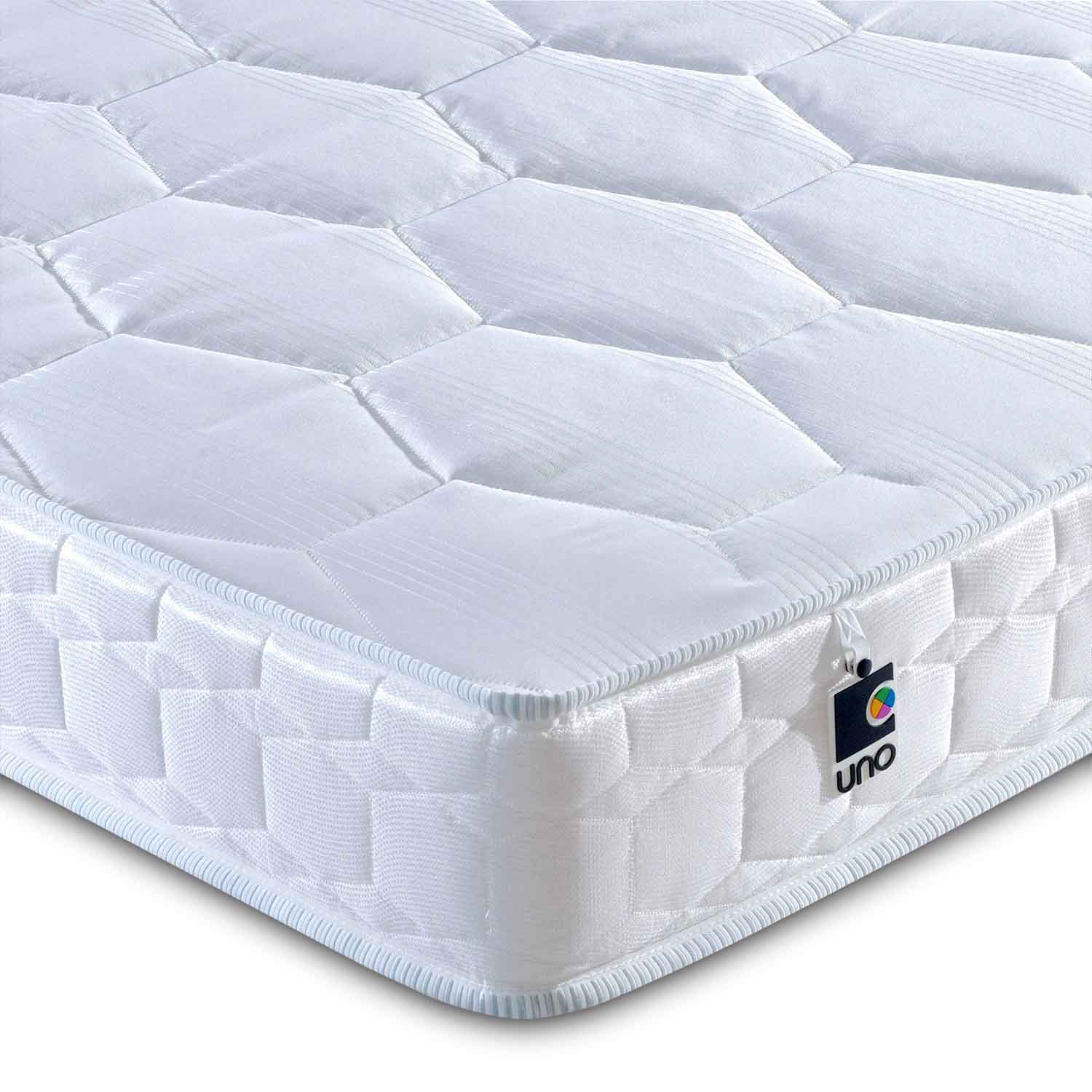 Photo of Uno deluxe 4ft small double 14cm deep mattress